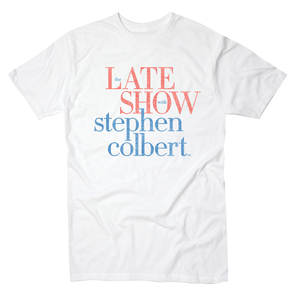 The Late Show with Stephen Colbert - Men's Tee