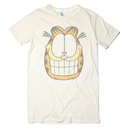 Garfield Long Smile