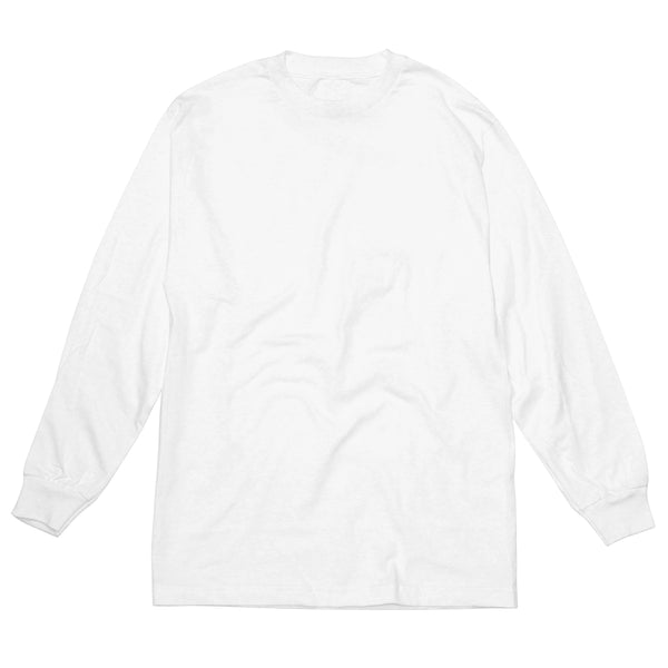 Body Rags Favorite LS Crew - The SOFTEST Tee You'll Ever Wear! Click for more colors!