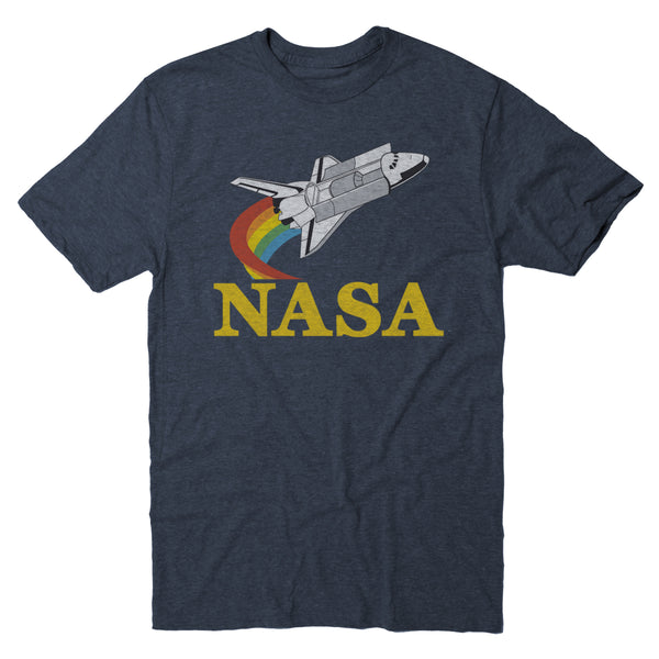 NASA Rainbow Shuttle