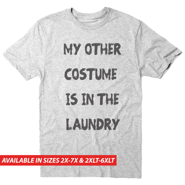 Other Costume In The Laundry - Men's Big & Tall Short Sleeve Tee
