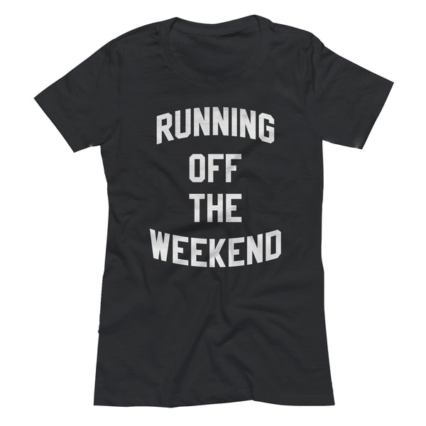 Get Fit - Running Off The Weekend