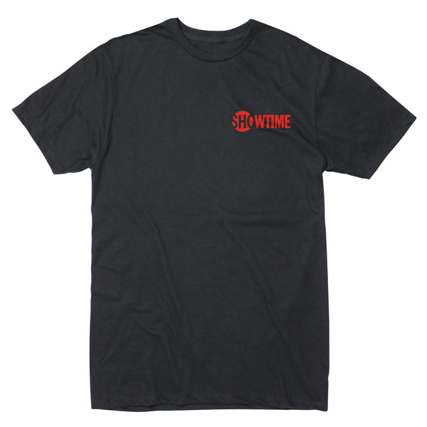 Showtime Logo Left Chest Print