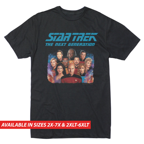 Star Trek The Next Generation - Barkla - Men's Big & Tall Short Sleeve Tee