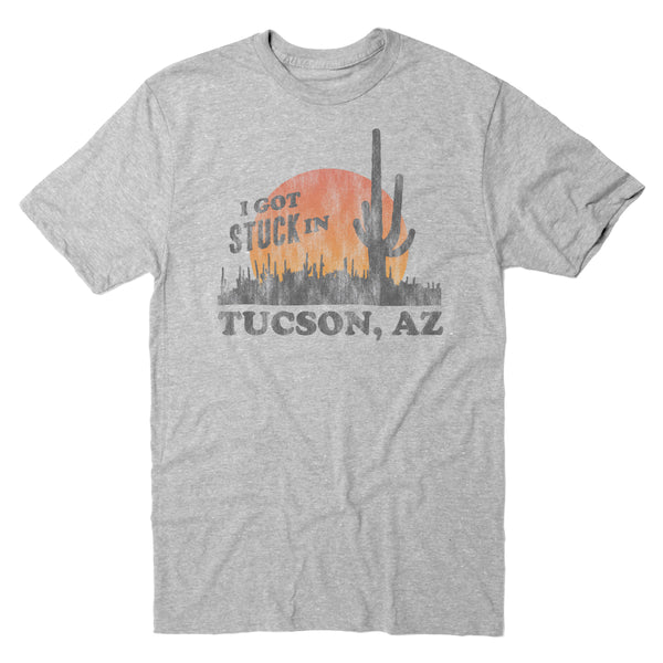 Stuck In Tucson - Men's Tee