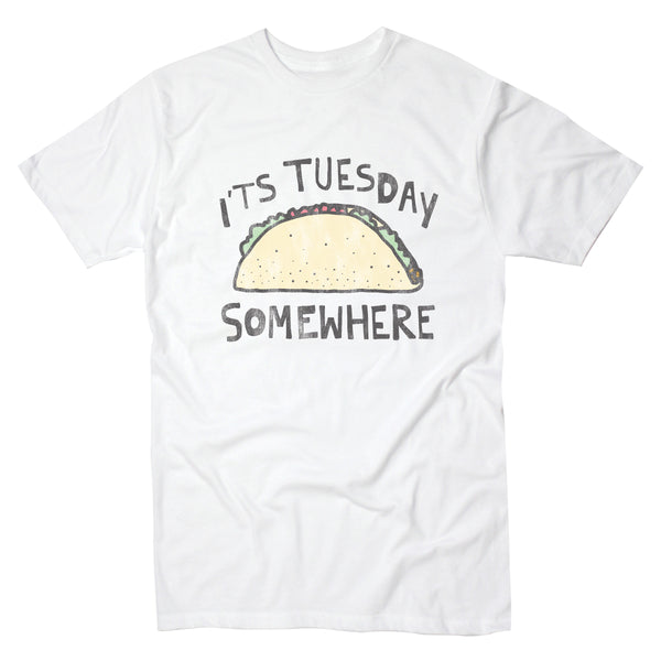 Taco Tuesday Somewhere