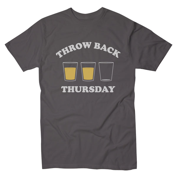 Throw Back Thursday Shot Glasses