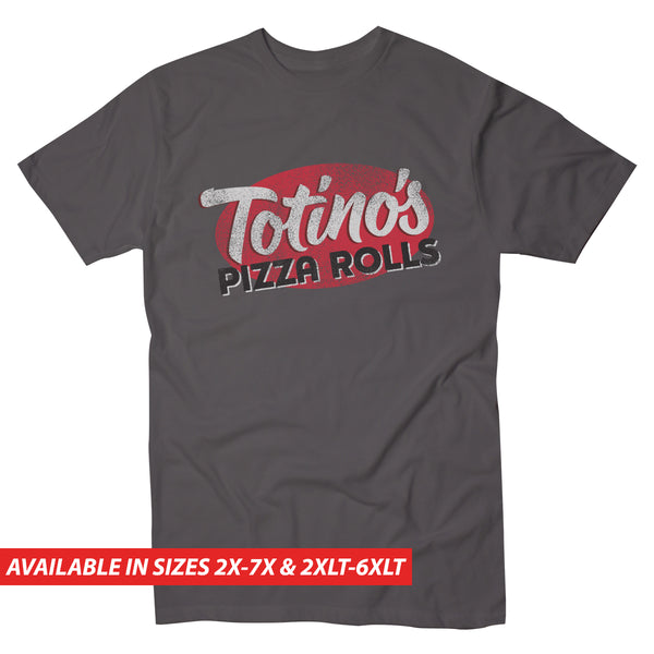 Totino's Pizza Rolls - Men's Big & Tall Short Sleeve Tee