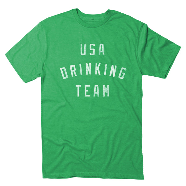 USA Drinking Team - Men's Tee