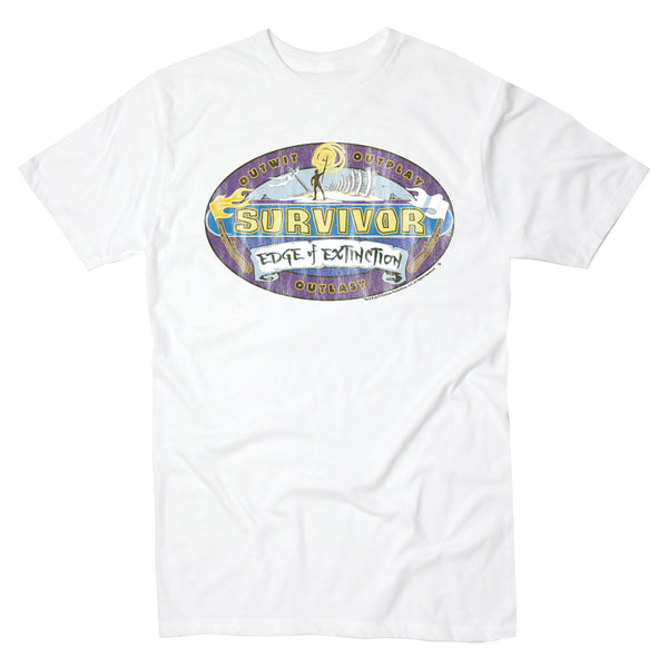 Survivor Edge Of Extinction - Men's Tee