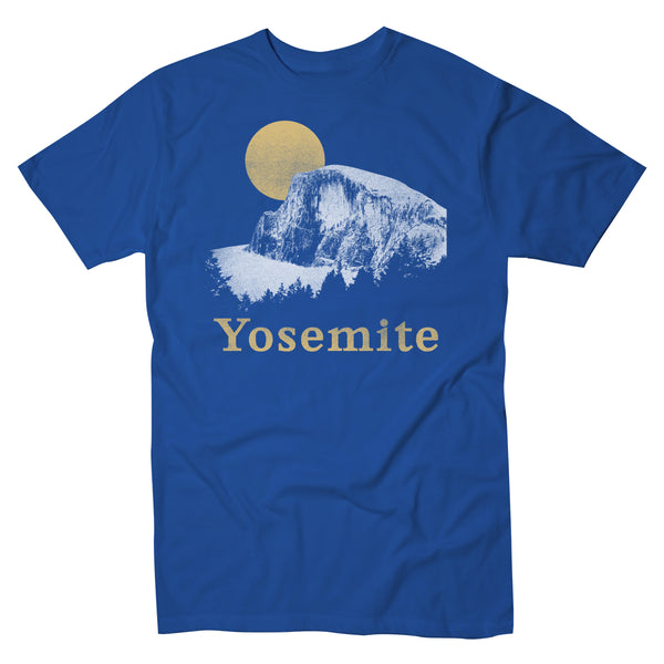 Yosemite Sunscape - Men's Tee