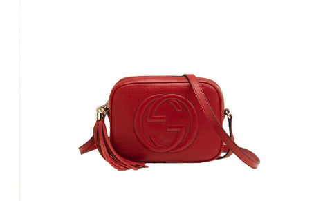 9c16877697c91 Gucci Disco Womens Purse in Red