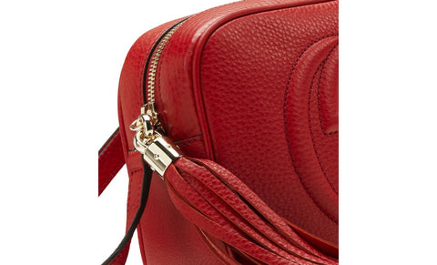 Gucci Disco Womens Purse in Red
