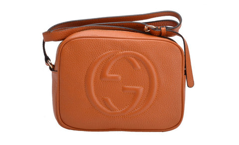 Gucci Disco Womens Purse in Orange