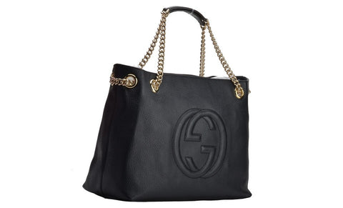 Gucci Soho Womens Purse in Black