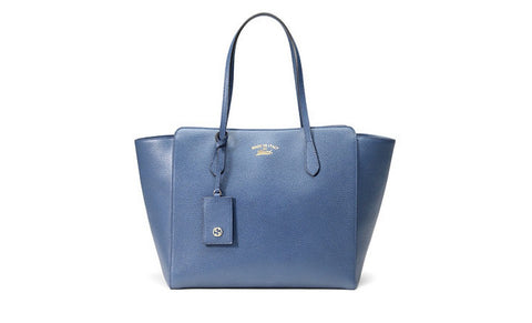 Gucci Swing Womens Purse in Blue