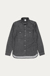 STEFFEN DENIM - VINTAGE WASHED BLACK