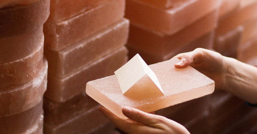 Himalayan Salt Blocks | From Bitterman Salt Co.