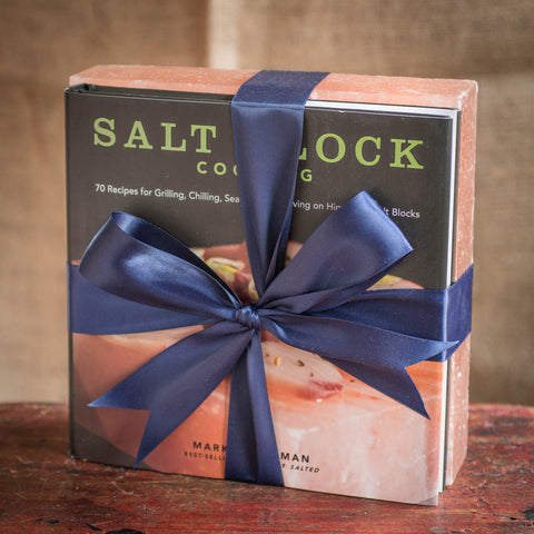 Salt Block + Book Starter Combo | Buy Now!
