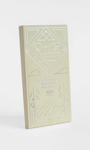 Ritual 100% Dark Chocolate