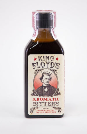 King Floyd's Aromatic Bitters-Bitters, Syrups and Shrubs-The Meadow