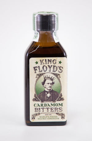 King Floyd's Cardamom Bitters-Bitters, Syrups and Shrubs-The Meadow