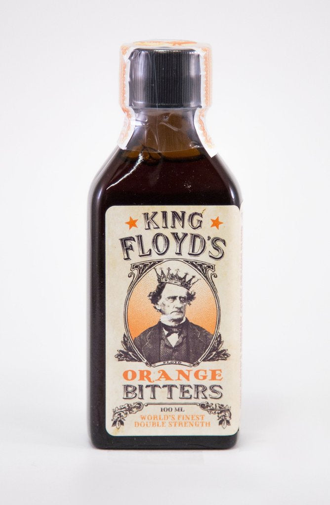 King Floyd's Orange Bitters-Bitters, Syrups and Shrubs-The Meadow