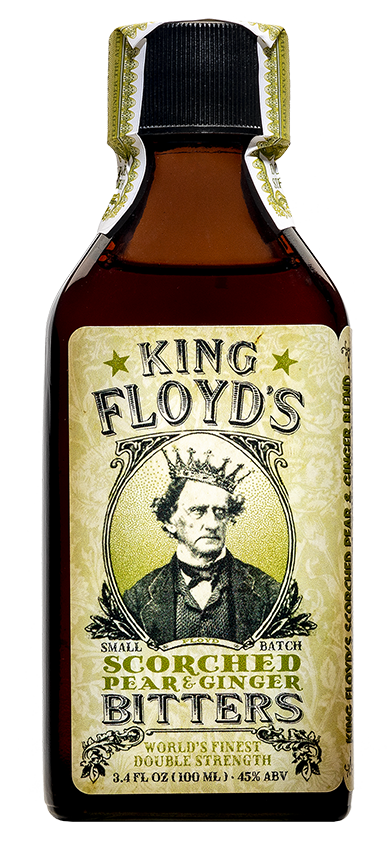King Floyd's Scorched Pear and Ginger Bitters