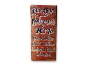 Little Lillie Belle Madagascar 70% Dark Chocolate-Chocolate-The Meadow