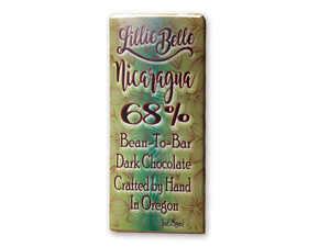 Little Lillie Bell Nicaragua 70% Dark Chocolate-Chocolate-The Meadow