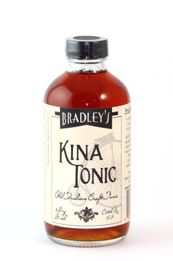 Bradley's Kina Tonic-Bitters, Syrups and Shrubs-The Meadow