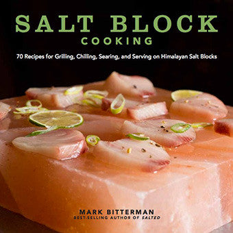Bitterman's Salt Block Cooking