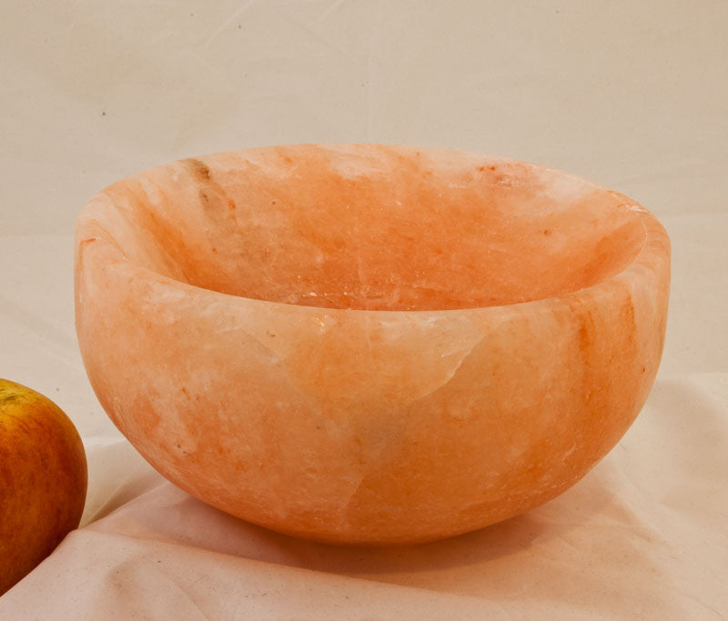 Himalayan Salt Bowl - Large 8""