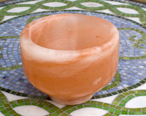 Himalayan Salt Bowl - Medium 6