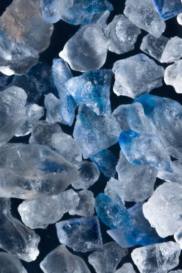 Prussian Blue - Coarse Rock Salt