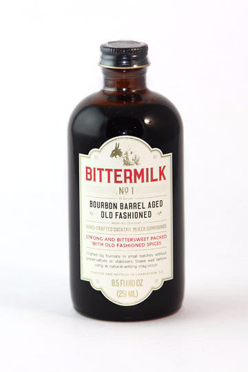 Bittermilk No. 1 Bourbon Old Fashioned Syrup-Bitters, Syrups and Shrubs-The Meadow