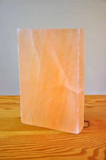 "Himalayan Salt Block - 8x12x1.5"" Platter-Salt-The Meadow"