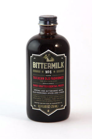 Bittermilk No. 6 Oaxacan Old Fashioned Syrup-Bitters, Syrups and Shrubs-The Meadow