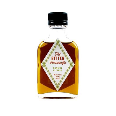 The Bitter Housewife Orange Bitters-Bitters, Syrups and Shrubs-The Meadow