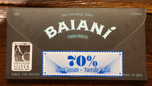Baiani 70% Dark Chocolate-Chocolate-The Meadow
