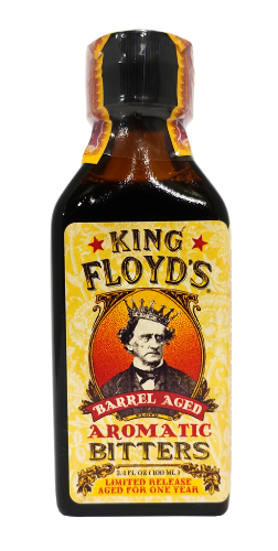 King Floyd's Barrel Aged Aromatic Bitters-Bitters, Syrups and Shrubs-The Meadow