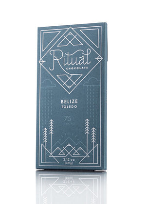 Ritual Belize 75% Dark Chocolate-Chocolate-The Meadow