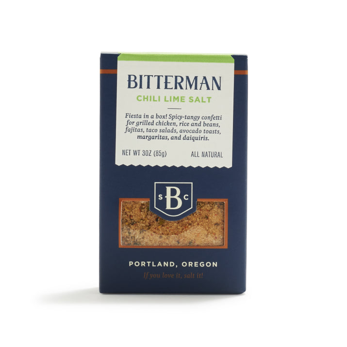 Bitterman's Chili Lime Salt