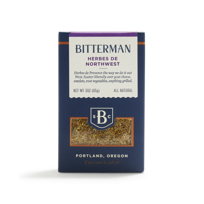 Bitterman's Herbes de Northwest™ Sea Salt