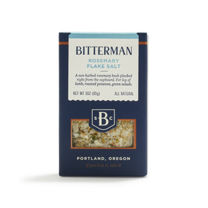 Bitterman's Rosemary Flake Salt