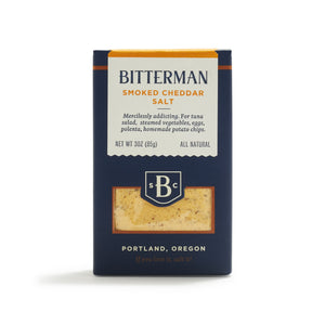 Bitterman's Smoked Cheddar Salt