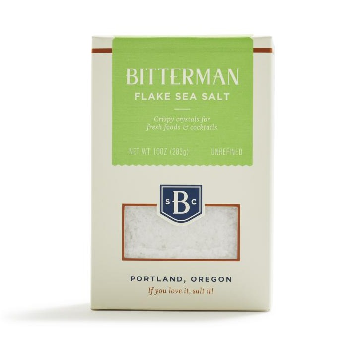 Bitterman's Flake Sea Salt