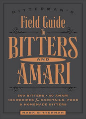 Bitterman's Field Guide + Bitters Set