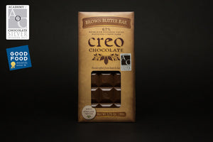 Creo Dark Chocolate with Brown Butter-Chocolate-The Meadow