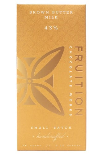 Fruition Brown Butter Milk Chocolate